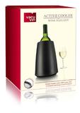 VacuVin Chladič na víno Elegant Black