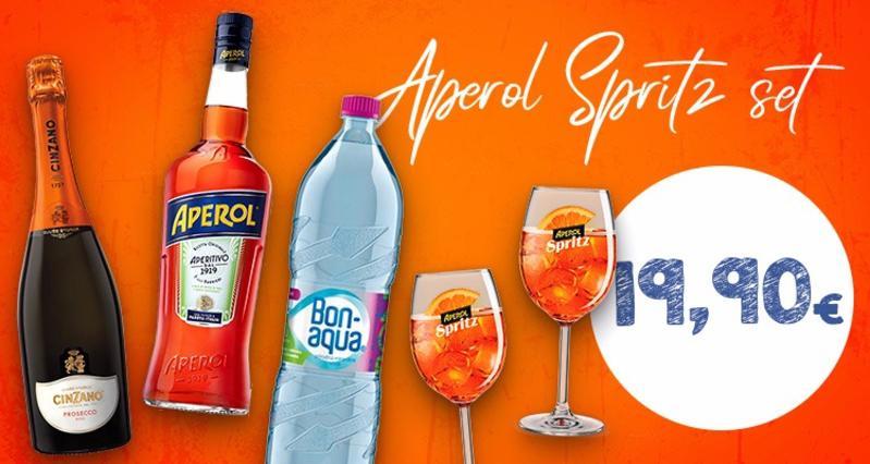 Urob si Aperol Spritz doma!
