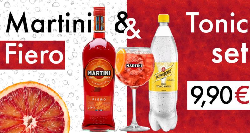 Martini Fiero – horko sladká symfónia