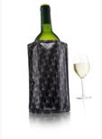 VacuVin Manžetový chladič na víno Wicker